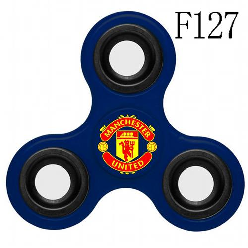 Manchester United 3 Way Fidget Spinner F127-Royal